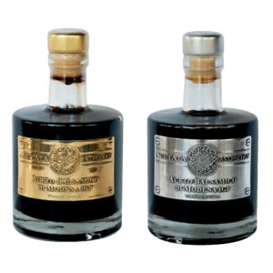 Balsamic Vinegar of Modena Metal Line
